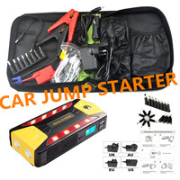 High Quality 12V Portable Mini Jump Starter 20000mAh Car Jumper Booster Power Bank For Petrol And
