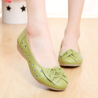 Women Flats Spring Autumn Brand shoes women Shallow flats Soft Round Toe Female Casual Shoes Plus Big Size