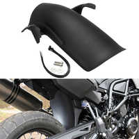 Motorcycle Rear Fender for BMW F800GS Adventure F800 GS F700GS F650GS 2013 2014 2015 2016 2017 Accessories Mudguard Splash Guard