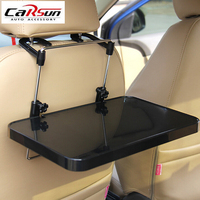 Brand New Car Laptop Stand Foldable Auto Seat Steering Wheel Laptop Notebook Tray Table Food Drink