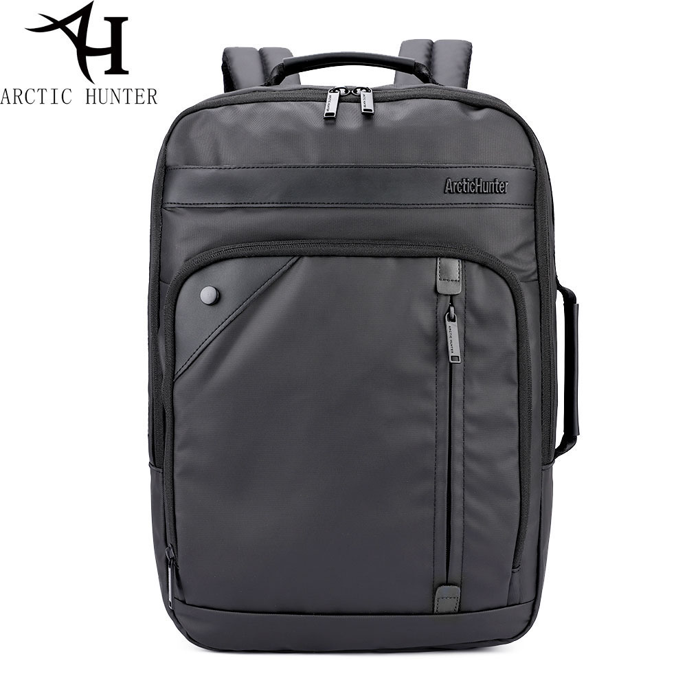 ARCTIC HUNTER Waterproof large capacity Backpacks Men bag Casual Business Travel backpack Male Multifunction hand laptop bag arctic hunter 2018 large capacity fashion casual preppy style shoulder bag chest bag waterproof travel bags gift ship from ru