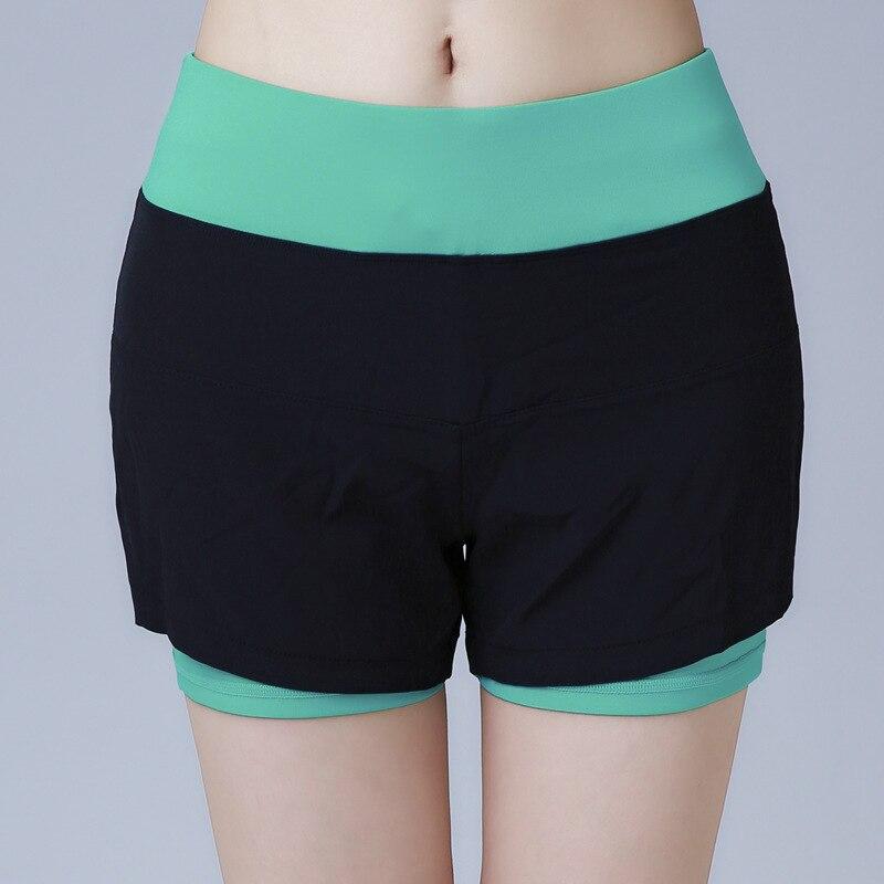 Women Workout Training Sport Gym Fitness Yoga Shorts