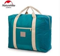 NatureHike 35L нейлон складные сумки большой Ёмкость спортивную сумку спортивные сумки Для женщин Портативный один плечо центр сумки спортивная