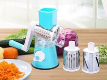 Multifunctional Vegetable Chopper Hand-operated Potato Carrot Kitchen Accessories Fruit Cutter Tool