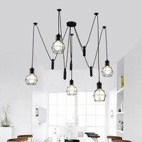 Modern Ceiling Lamp American Vintage Ceiling Lights Lamps For Living Room Bedroom Luminaria De Teto Home