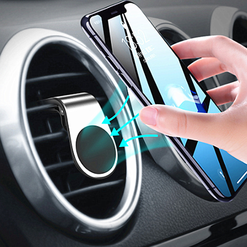 Universal Magnetic Car Phone Holder In Car Air Vent Magnet Mount For Phone Support Smartphone Car Holder