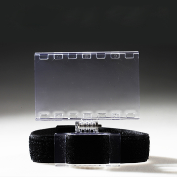 Holder Slot & Magic Belt / Valcro Strap for Falconeyes CFA-30K Flash Color Gels Filter Card Lighting Diffuser image