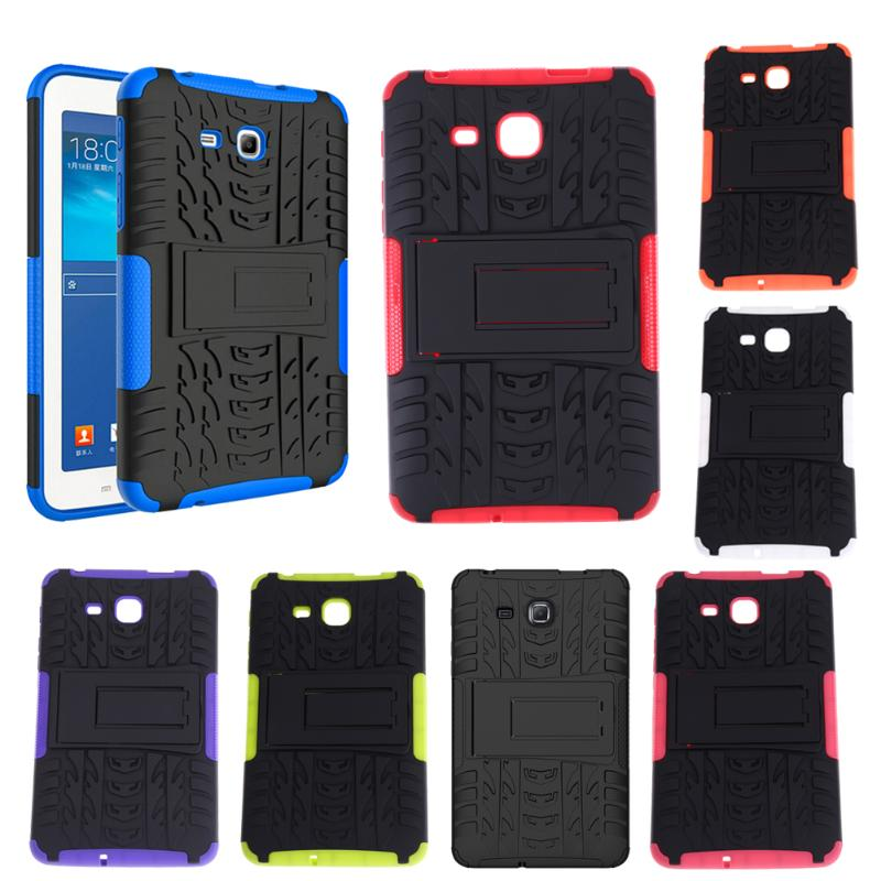 TPU Tablet Protecter Hard <font><b>Case</b></font> For <font><b>Samsung</b></font> <font><b>GALAXY</b></font> <font><b>Tab</b></font> <font><b>A</b></font> <font><b>7.0</b></font> 2016 T280 T285 Anti-dust Heavy Duty Tablet Drop Support <font><b>Cases</b></font> image