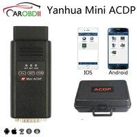 Полный набор Yanhua мини ACDP с 9 модулей для BMW CAS FEM ключ/пробег программы Land Rover KVM Fujitsu MB91F Yanhua ACDP программист