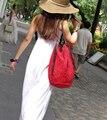 2015 new fashion octopods tassel woven rattan bag casual beach bag trend bolsas femininas women handbag big bag straw bags