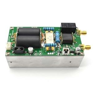 Image 5 - Mini pa amplificador de potência hf linear ssb montado, 100w, com dissipador de calor para yaesu ft 817 kx3 cw am fm c5 001
