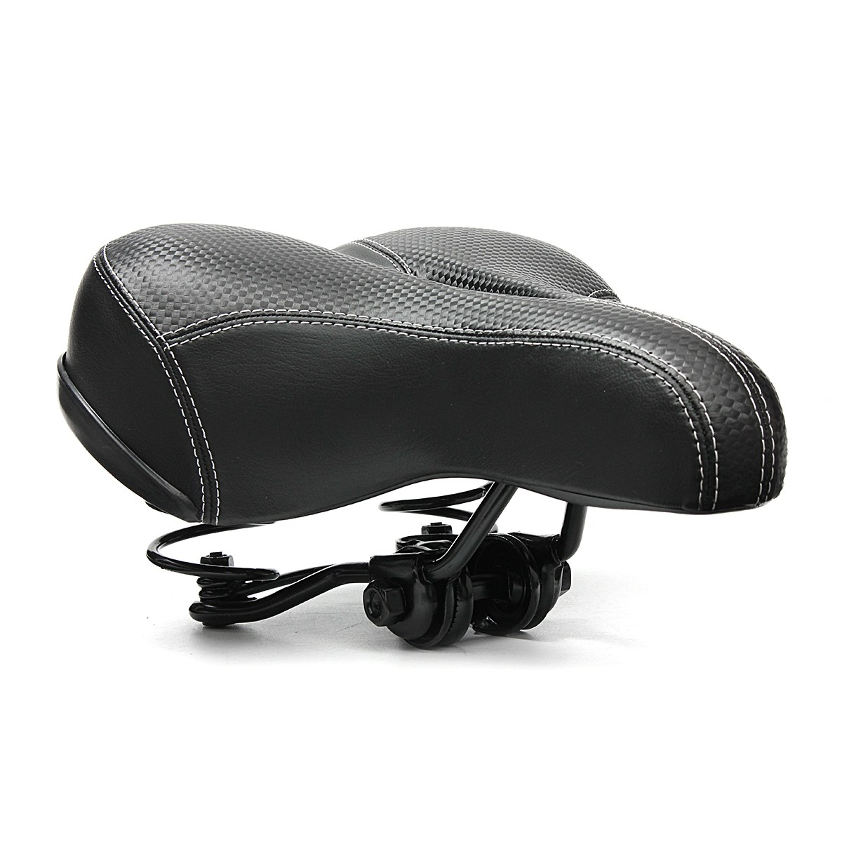 Thickened Bicycle Saddle Soft Outdoor Wide Big Bike Spring Seat Cushion