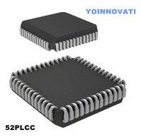 Free Shipping 2pcs Lot MC68HC711E20CFN2 MC68HC711E20 MC68HC711 MCU 8BIT 20KB OTP PLCC52