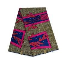HOLLAND WAX atiku fabric african wax dutch block print in 100% COTTON high quality hot sale for woman V-L 391