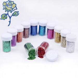 Shoes Sticker Bags Decorations-Accessories Glitter-Powder Nail-Crafts Sequins Shiney