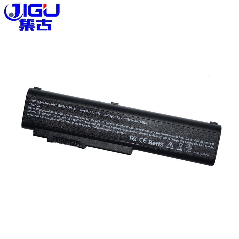 JIGU Laptop Battery For Asus N50 N50V A32-N50 A33-N50 N51-Vf N51A N51S N51TP N51V A32-N50 A33-N50 90-NQY1B2000Y
