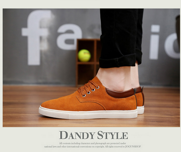 Fashion Free Flats Men 27