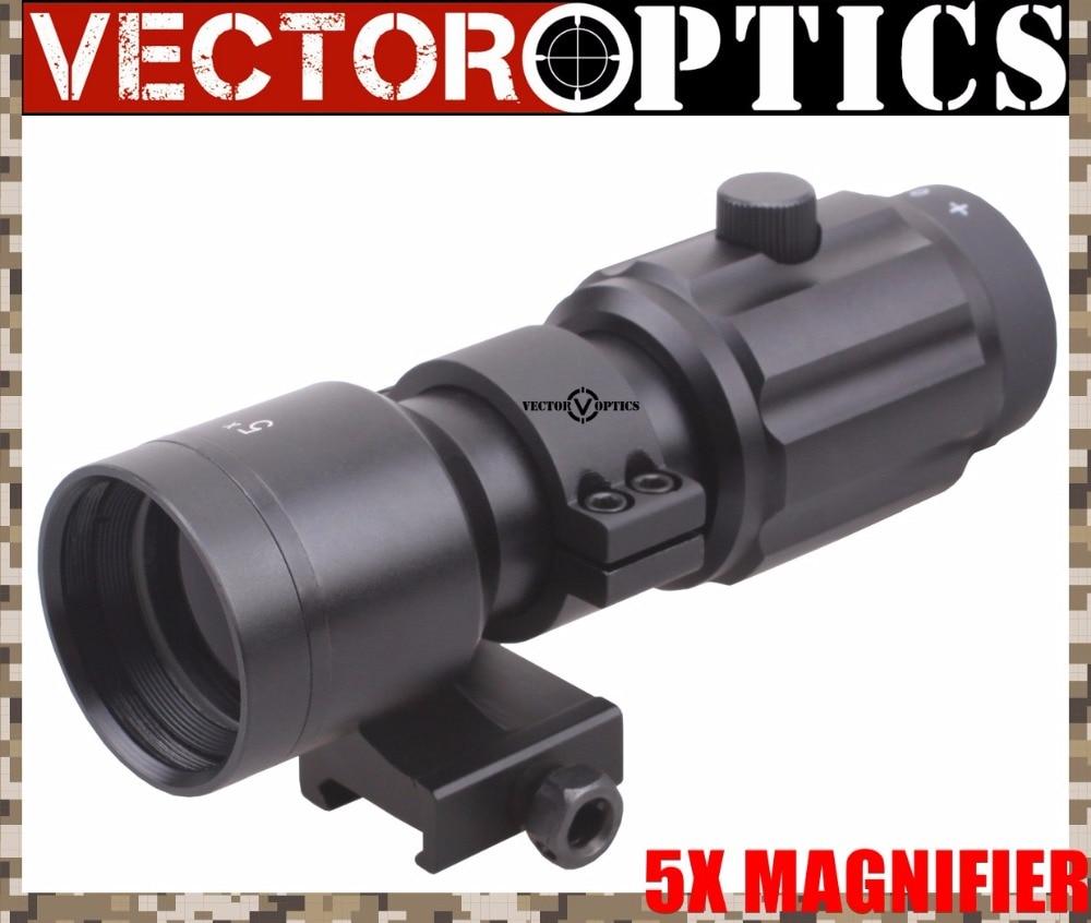 Vector Optics Tactical Adjustable 5x Magnifier Scope vector optics tactical g3 h