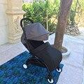 Yoya pés carrinho de bebê definir tampa do pé cobrir pé quente de inverno à prova d' água geral carrinho de acessórios