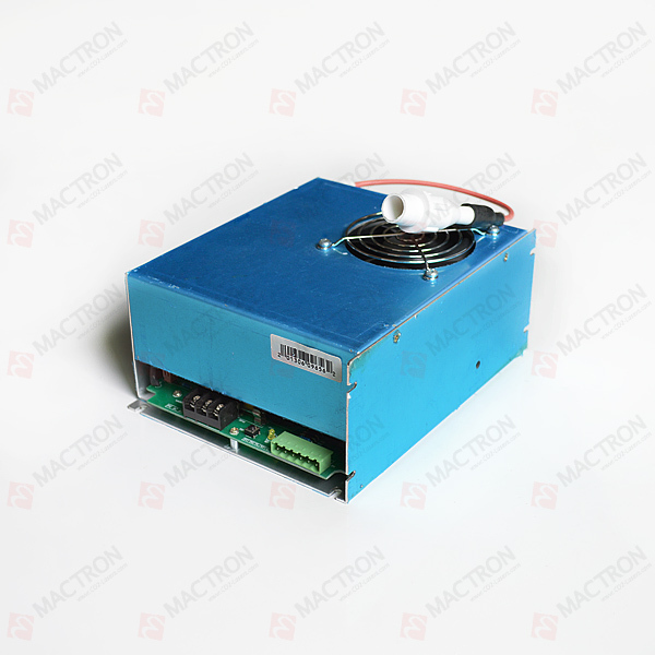 Reci 80W co2  Power Supply dy10 Using for 60w-80w Reci Laser Tube 80w co2 laser power dy10 for reci laser tube