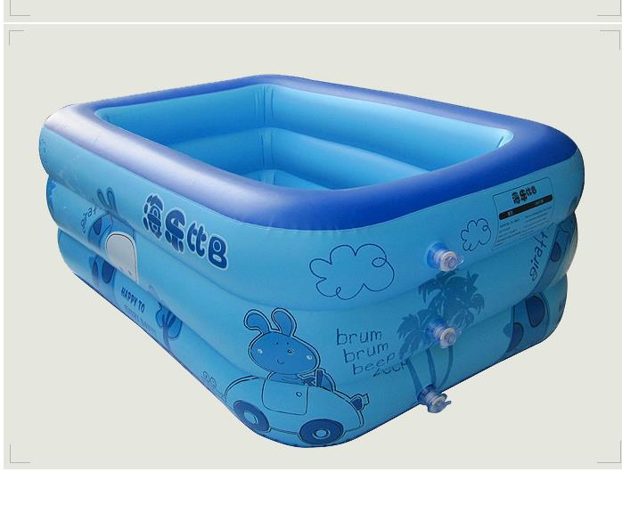 ФОТО Family Square Baby Swimming Pool Infants Young Children baby bath tub pool picinas inflables familia  hidromasaje inflable