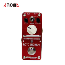 AROMA ARE-3 ROTO ENGINE rotary speaker simulator effect  True Bypass