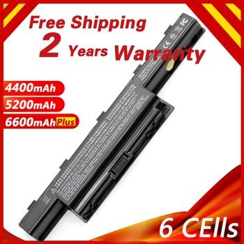 High Capcity Laptop battery for ACER Aspire 5742 5552 5750G 5741 AS10D31 AS10D41 AS10D51 AS10D61 AS10D71 AS10D75 AS10D81 AS10G3E for acer 5551 5252 5552 5742g 5742 palmrest c shell