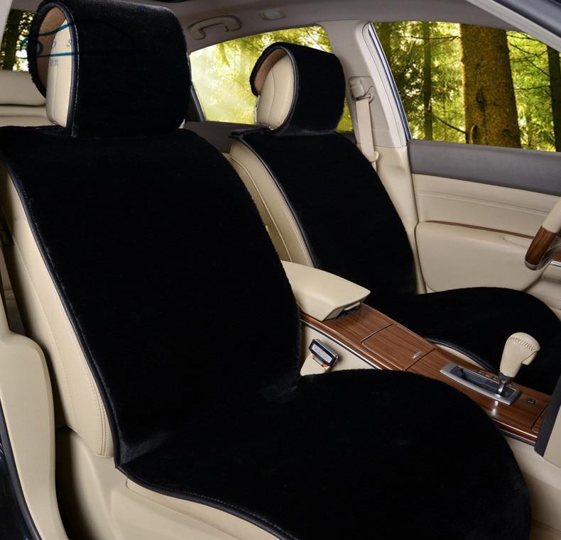 Supply New Winter Car Short Plush Cushion / Car Seat Cover Plush ...