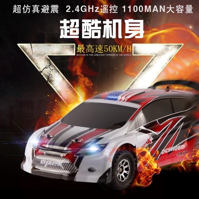 Carreras de coches de juguete wl a949 2.4 ghz 4wd rc toys coche de control remot