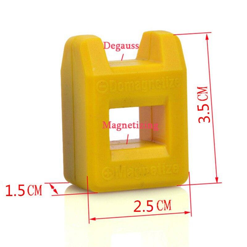 Magnetiseerimine ja degauss elektrilistele magnetkruvikeerajate - Käsitööriistad - Foto 3