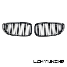 For BMW 3 Series F34 2012-2018 Double Slats ABS Plastic Painted GT Style Front Grille for bmw 3 series f34 gt 2012 2019 rubber floor mats into saloon 5 pcs set seintex 86535