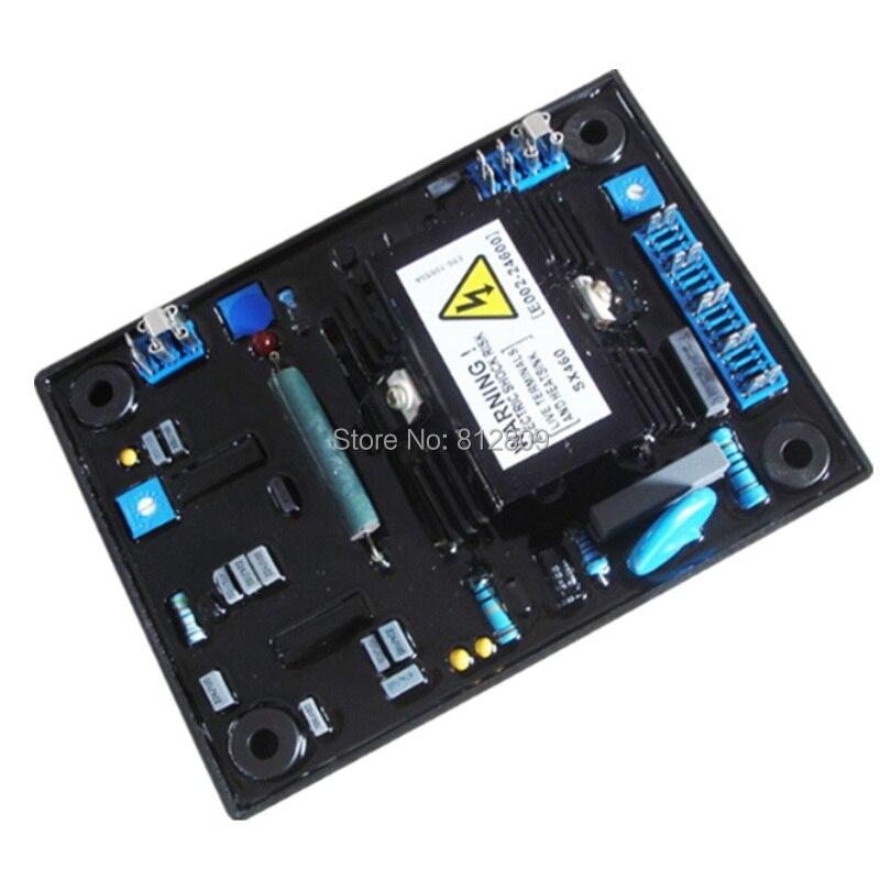 AVR SX460 автоматический регулятор напряжения + бесплатная быстрая доставка (DHL, ТНТ, UPS, FedEx, ..) (5 шт./лот)