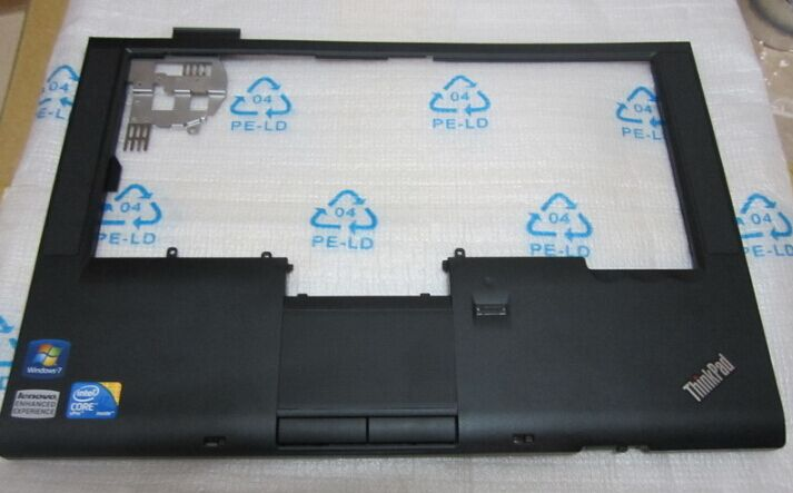 New Details about NEW/Oirg For Thinkpad Lenovo T410 T410i Palmrest Keyboard Bezel cover 60Y4956 W/FP new