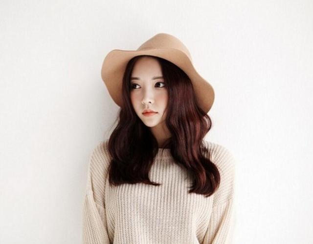 6pcs Classic Women Blank Floppy Soft Wool Fedora Hats Autumn Winter Ladies  Grey Woolen Cap Men 3db7ab7db68