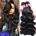 8A Grade Brazilian Loose Wave 3pcs lot, Cheap Human Hair 100g Bundles, 8- 28 inch Unprocessed Virgin Brazilian Hair Extension