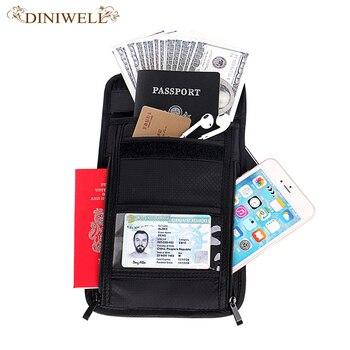 Kartu kredit Pemegang Kartu Bank Perempuan Laki-laki Tahan Air Nilon Neckband kartu Bus ID Pemegang Permen Warna ID dengan Lanyard ID kartu