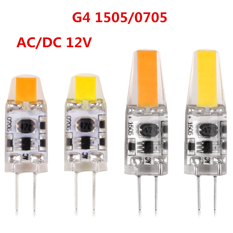G4 COB LED Light Bulb 1.5W 2W LED Lampe Crystal Light Bulb | eBay