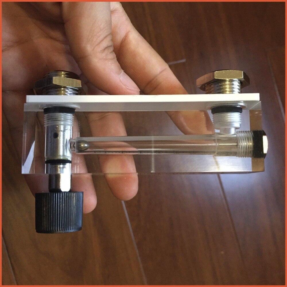 LZT-6T 6-60 ml/min Square Panel Type Liquid Flowmeter water  Flow Meter rotameter LZT6T Tools Flow MeasuringLZT-6T 6-60 ml/min Square Panel Type Liquid Flowmeter water  Flow Meter rotameter LZT6T Tools Flow Measuring