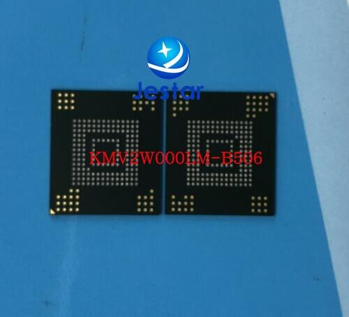 50 pcs/lot KMV2W000LM-B506 32G EMMC50 pcs/lot KMV2W000LM-B506 32G EMMC