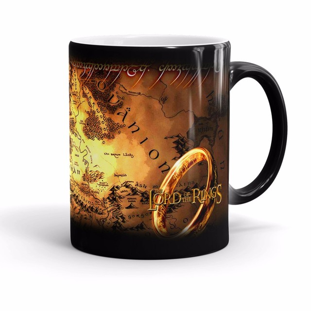 Top Seller: The Lord of The Rings Coffee Mug w/gift box