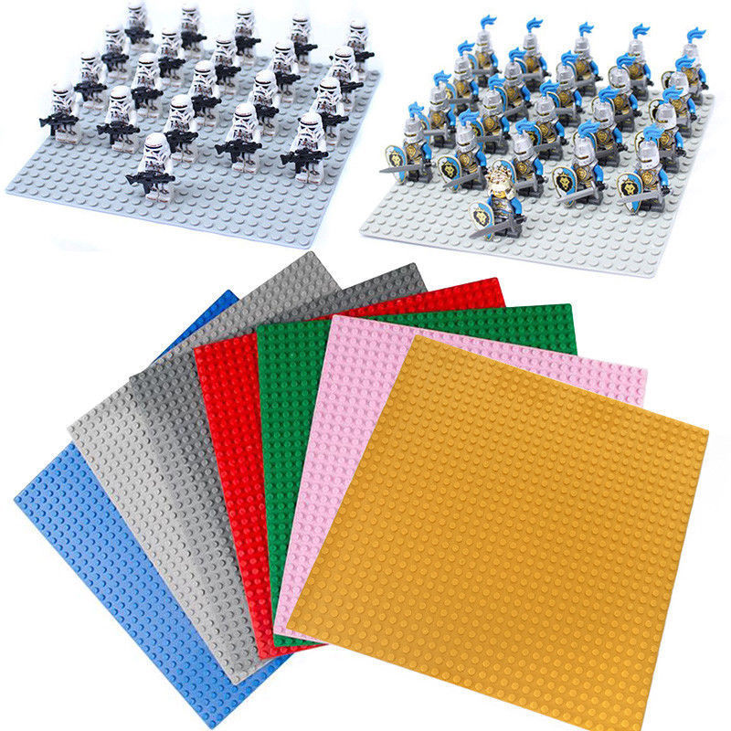 4 Colors Building Plate Play Mats 32 32 Studs Lego