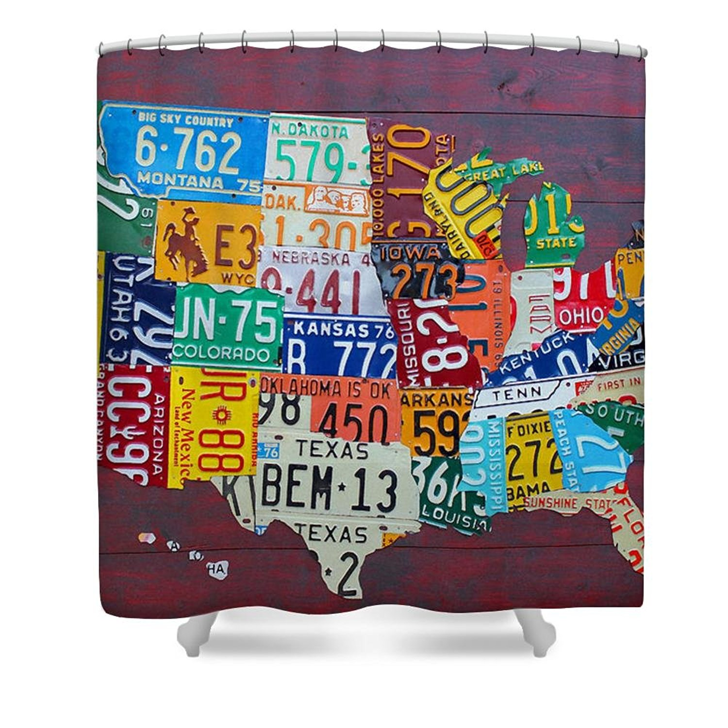 US $16.24 35% OFF|License Plate Map of the United States Waterproof on united states map high resolution, united states map tumbler, united states map pillow, united states map large wall, united states map quilt, united states map fabric, united states map rug, united states map clock, united states military armed forces, united states map art, united states map placemat, united states map food, united states map comforter, united states map with rivers, united states map wallpaper, united states map with landmarks, united states map wall mural, united states map zoom in, united states map rhode island, united states map decor,