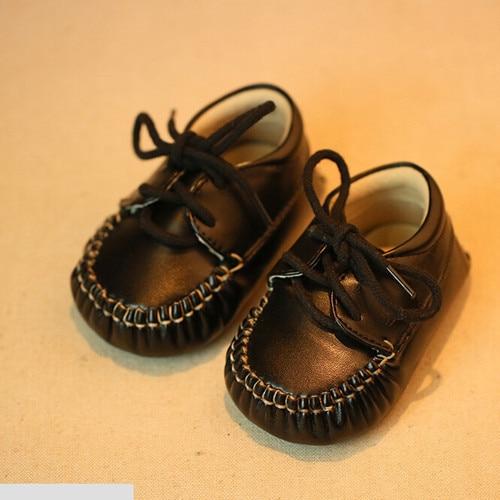 Новый 2016 Мода Мягкая Детская Обувь Дышащая Удобные Девочки Мальчики Впервые Ходунки #2185