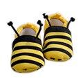 Handmade inferior macia Baby Shoes Animal Estilo Adorável infantil de couro PU meninas Primeira Walkers Botas recém-nascidos Crib Shoes Calçados 0-18M