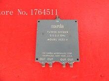 [Белла] Narda 4322-4 0.5-2.5 ГГц радиочастотный коаксиальный четыре делитель SMA