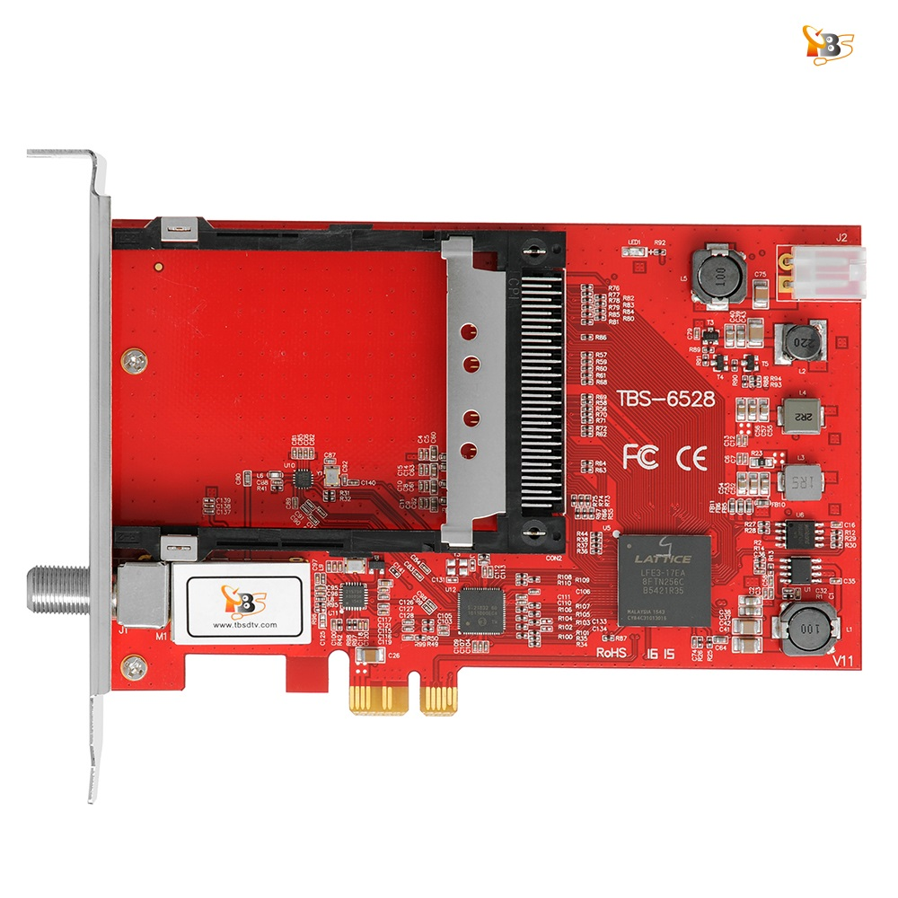 tbs6528 multi standard tv tuner ci pci e card supports dvb. Black Bedroom Furniture Sets. Home Design Ideas