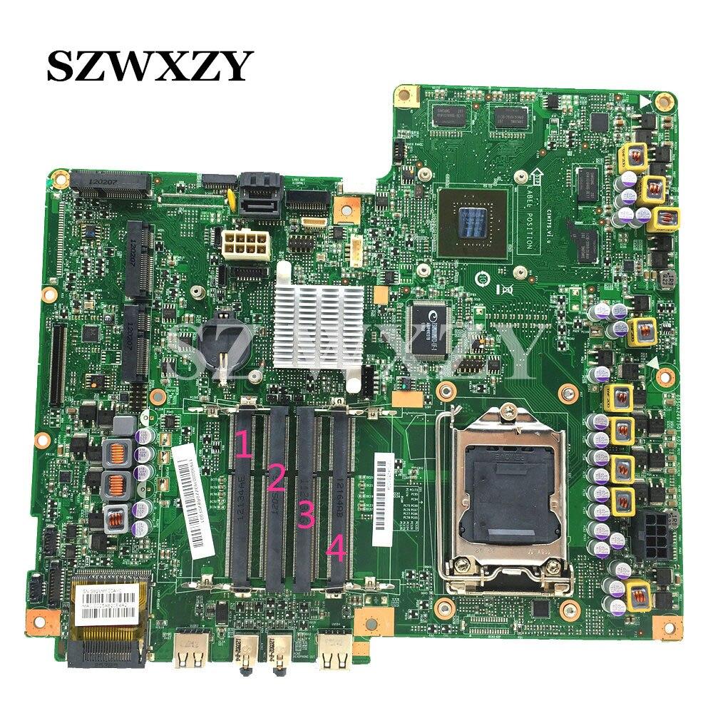 New 90000193 For Lenovo B540 motherboard system board LGA 1155 4 Memory slots CIH77S V1 0