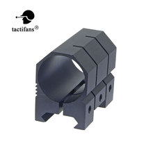 "TACTIFANS Flashlight Weapon Mount 25.4 cm 1""or Shotgun Airsoft Tactical Hunting Laser"