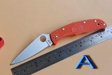 JUFULE OEM spider Endura c10 Folding Knife Knives VG 10 ZDP189 Blade FRN Camping Hunting Survival kitchen Knife Outdoor EDC Tool