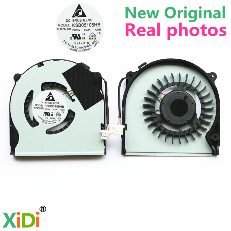 NEW CPU FAN FOR SONY VAIO SVT13 SVT13-124CXS SVT131A11T CPU COOLING FAN KSB05105HB CH25 23.10744.001 ssea new original cpu fan for sony vaio fit13a svf13 f13n svf13n 13a 3ffi1tmn000 3ffi1tmn010 ab0600hx0403z1 udqfrsh01cqu